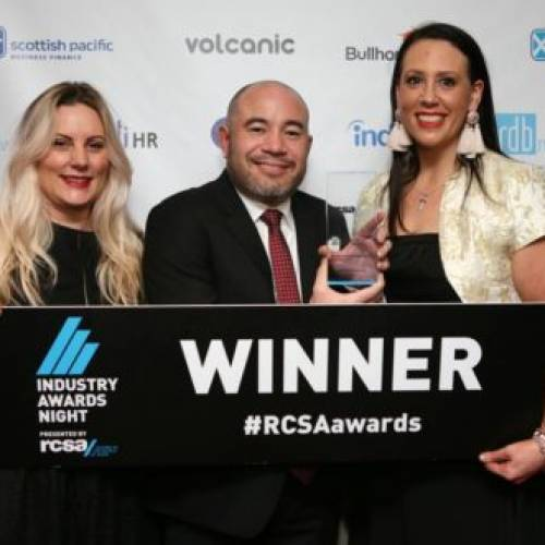 VIDEO & PHOTOS- RECRUIT2retail AUSTRALIA WINS THE 2018 RCSA EXCELLENCE IN CANDIDATE CARE AWARD